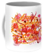 Modern Drawing 105 Coffee Mug
