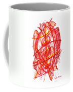 Modern Drawing 113 Coffee Mug