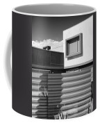 Modern Morrison Bw Palm Springs Coffee Mug