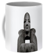 Modern Sculpture Coffee Mug