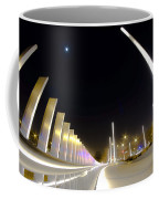 Modern Street Lighting Coffee Mug