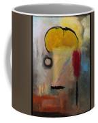 Mohawk Man Coffee Mug by Snake Jagger