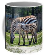 Mom N Baby Stripes Coffee Mug