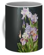 Mom's Night Iris Coffee Mug