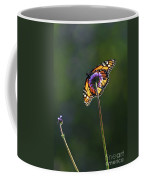 Monarch Butterfly Coffee Mug by Elena Elisseeva