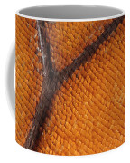 Monarch Butterfly Wing Scales Coffee Mug