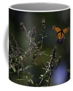 Monarch In Morning Light Coffee Mug