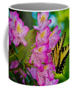 Monarch Of Blowing Rock Coffee Mug