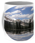 Monarch Pass Lake Coffee Mug