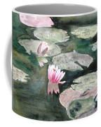 Monet's Lily Pads Coffee Mug