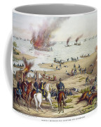 Monitor Vs Merrimack, 1862 Coffee Mug