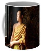 Monk Alex Laos Coffee Mug