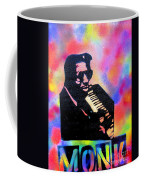 Monk Coffee Mug