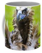 Monk Vulture 5 Coffee Mug