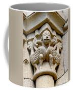 Monkey Man With Birds Coffee Mug