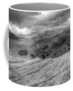 Monochrome Landscape Project 3 Coffee Mug