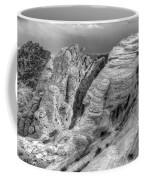 Monochrome Landscape Project 4 Coffee Mug