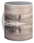 Monotone Winter Coffee Mug