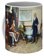 Monroe Doctrine, 1823 Coffee Mug