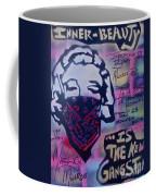 Monroe Gangstah Coffee Mug