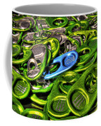 Monster Can Tabs Detroit Mi Coffee Mug