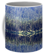 Montana Lake Reflection Coffee Mug