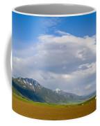 Montana Ploughed Earth Field Coffee Mug