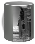 Montana Weathered Barn Coffee Mug