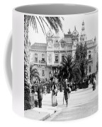 Monte Carlo - Casino - C 1898 Coffee Mug