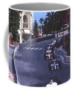 Monte Carlo Casino Corner Coffee Mug