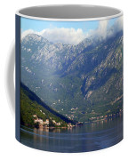 Montenegro's Black Mountains Coffee Mug
