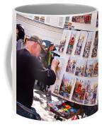 Montmartre Street Artists Coffee Mug