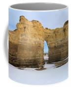 Monument Rocks Arch Coffee Mug