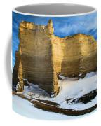 Monument Rocks Castle Coffee Mug