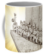 Monument To Discoveries Coffee Mug