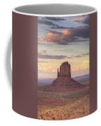 Monument Valley - East Mitten Butte Coffee Mug