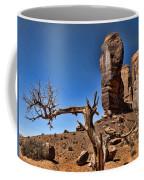 Monument Valley Lone Tree Coffee Mug