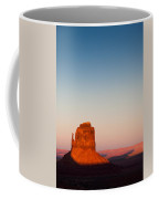 Monument Valley Sunset Coffee Mug