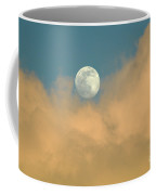 Moon And Cloud  Coffee Mug