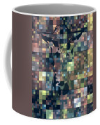 Moon Bath Geometric Splash Coffee Mug