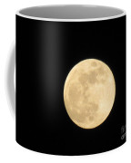 Moon In Galaxy Venus Coffee Mug