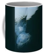 Moon Jelly Ripples Coffee Mug