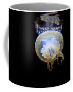 Moon Lit Jelly Coffee Mug