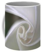 Moonflower Macro Coffee Mug