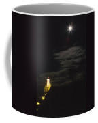 Moonlight And Tower Coffee Mug