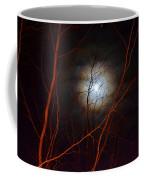 Moonlight By The Camp Fire Coffee Mug
