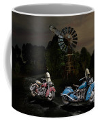 Moonlight Indian Chief Coffee Mug