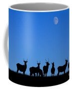 Moonlighting Coffee Mug