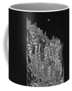 Moonlit Cliffs Coffee Mug