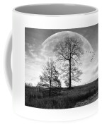 Moonlit Silhouette Coffee Mug by Brian Wallace